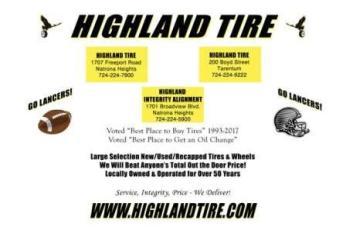 2017 highland tire banner output