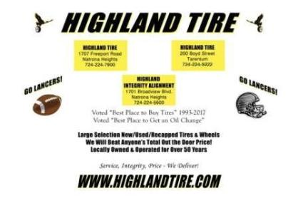 2017 highland tire banner output